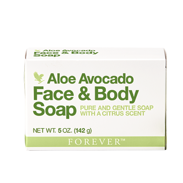 Νέο Avocado Face & Body Soap